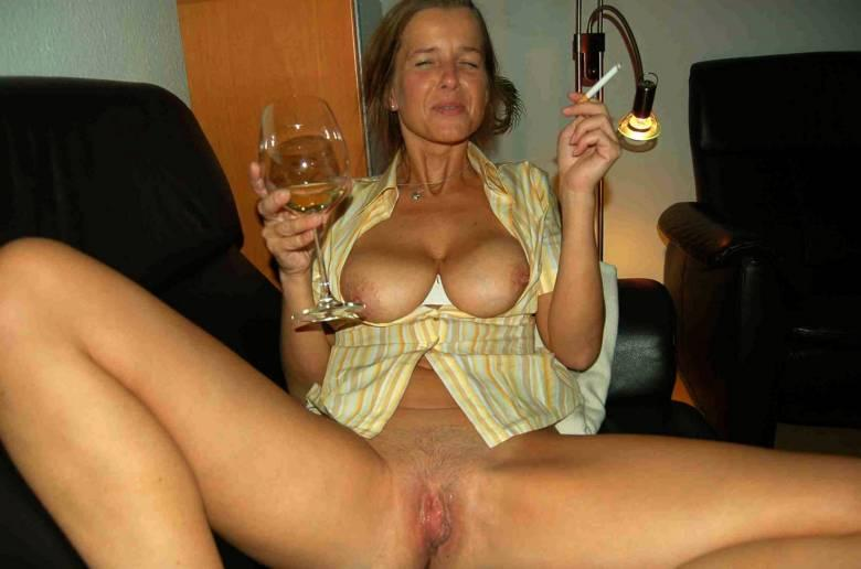 image Russian mom 6 hot mom with a young man