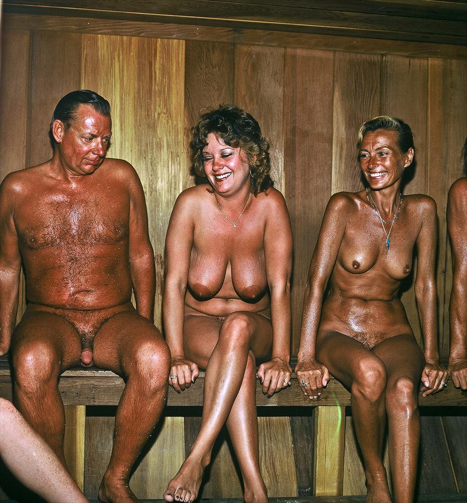 Naked In Finland